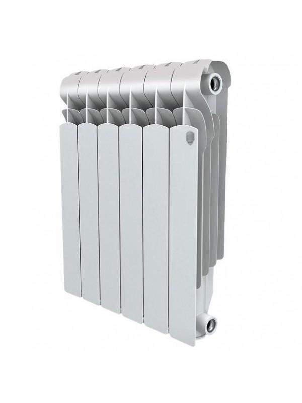 Алюминиевый радиатор Royal Thermo Indigo 500 (6 секций)