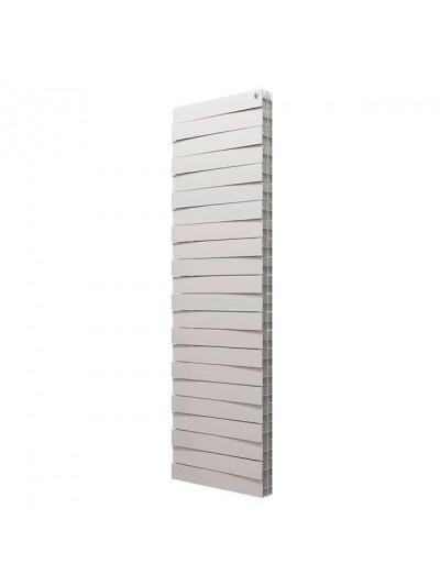 Биметаллический радиатор Royal Thermo PianoForte Tower Bianco Traffico (18 секций)