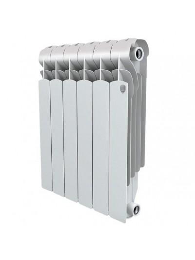 Алюминиевый радиатор Royal Thermo Indigo 500 (4 секции)