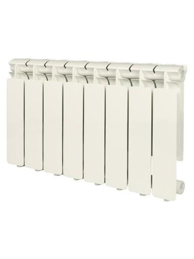 Алюминиевый радиатор Stout Bravo 350 (8 секций)