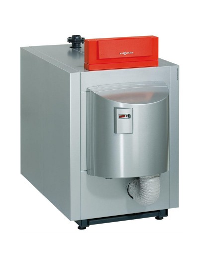 Напольный газовый котел Viessmann Vitocrossal 200 с автоматикой Vitotronic 100 (620 кВт)