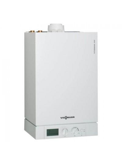 Настенный двухконтурный котел Viessmann Vitodens 100-W, 35 кВт (природный газ)
