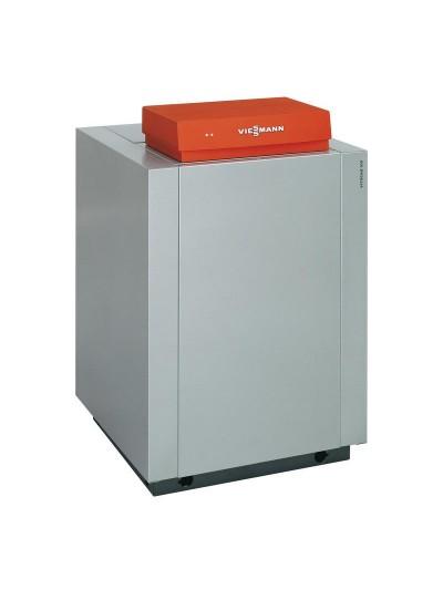 Напольный газовый котел Viessmann Vitogas 100-F с автоматикой Vitotronic 200 (60 кВт)